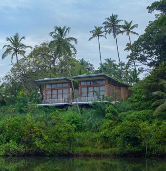 Tri Lanka, an inspirational and environmentally-responsible resort in Sri Lanka