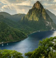 The most beautiful Caribbean islands for a dream mid-winter vacation